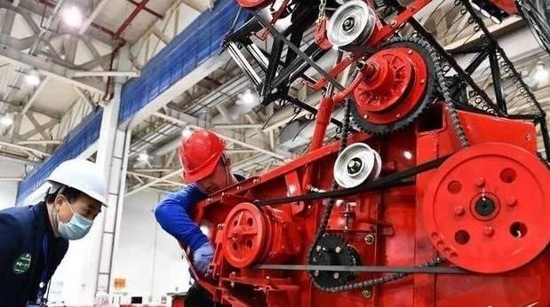 第三届全国农机修理工技能竞赛决赛现场